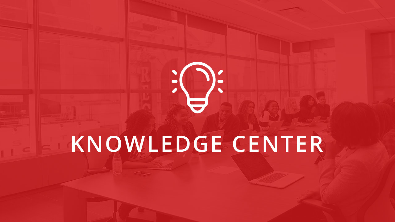 knowledge center